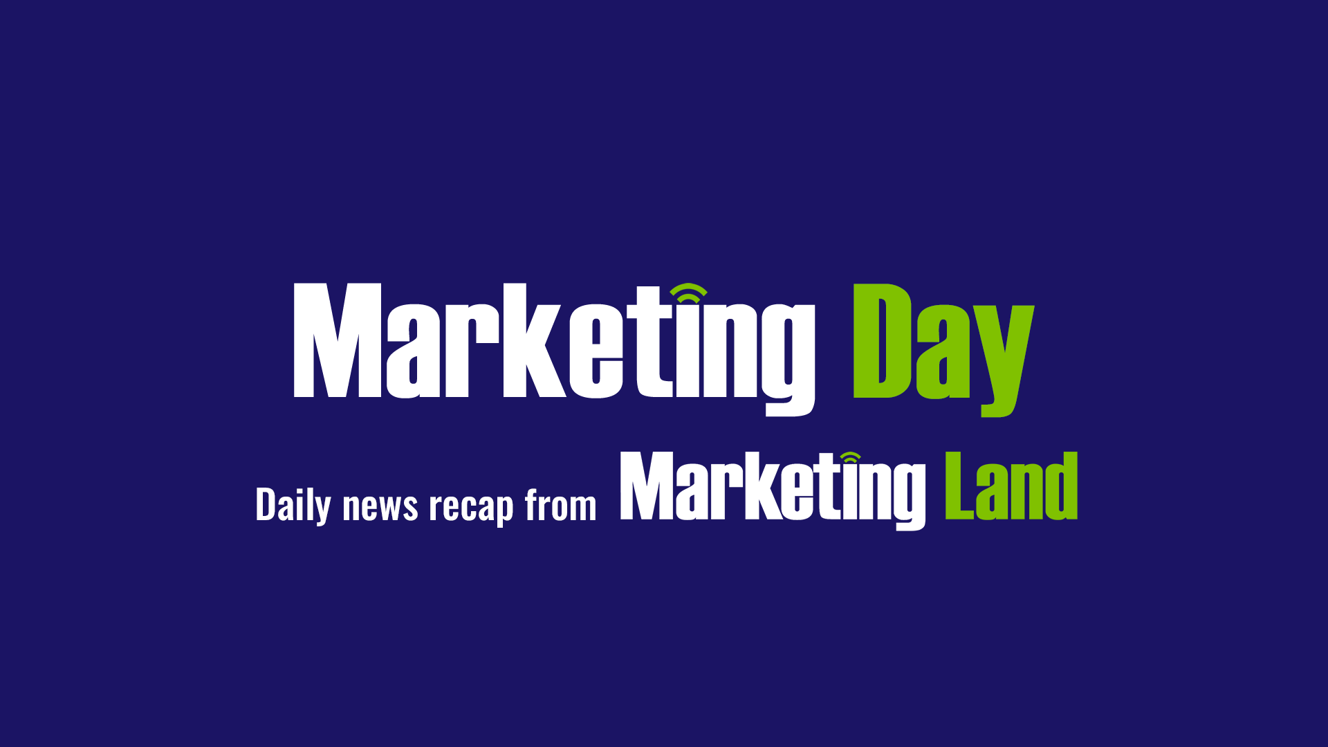 Marketing Day: Facebook Attribution, social commerce, the Coalition Against Ad Fraud