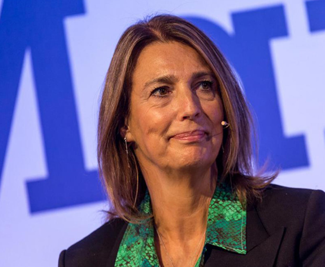 Carolyn McCall wants to shake off ITV's 'cosy' image as it takes on Amazon and Netflix