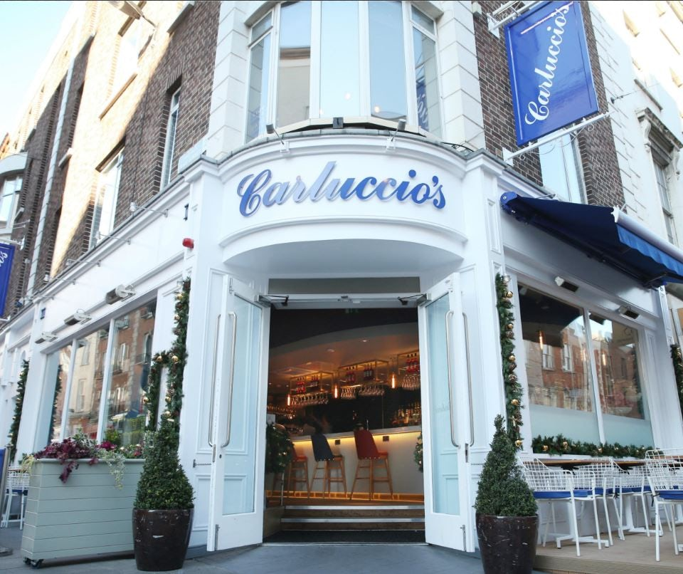 Carluccio's bounces back from CVA with £10m 'brand reboot'