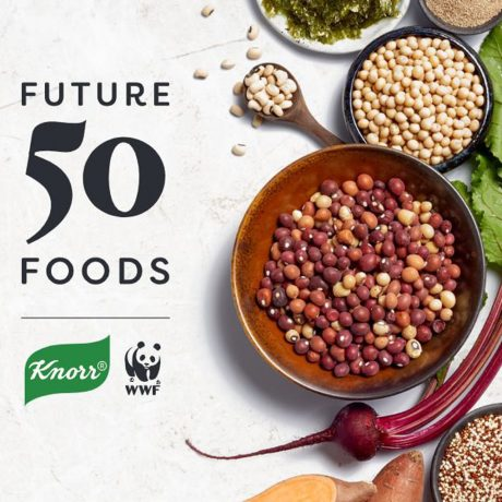 Knorr talks sustainability for the first time in campaign aiming to get people to eat more plant-based food