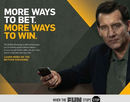 Betfair shifts focus from TV to digital as gambling ad ban takes effect