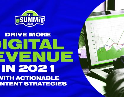 Learn Actionable Content Strategies That Convert at SEJ eSummit